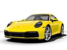Москва Porsche 911 2019