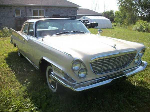 Chrysler New Yorker, 1961 год, 2 560 000 руб.