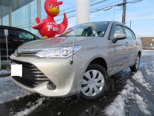 Toyota Corolla Axio, 2016 год, 560 000 руб.