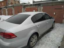 Челябинск Passat 2011