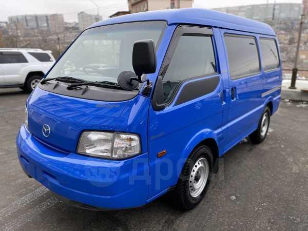 Mazda Bongo, 2015 год, 699 000 руб.