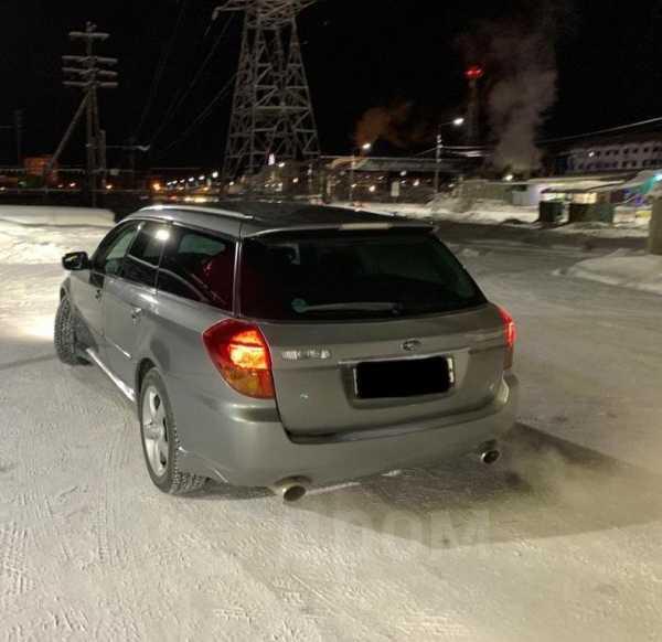 Subaru Legacy, 2006 год, 495 000 руб.