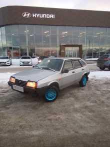 Омск 2109 2003