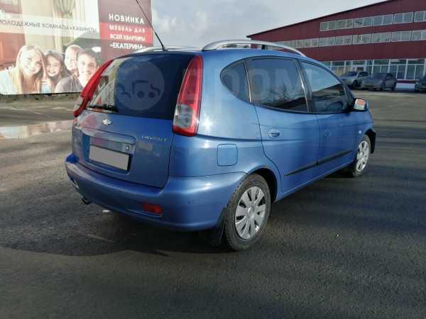 Chevrolet Rezzo, 2007 год, 179 000 руб.