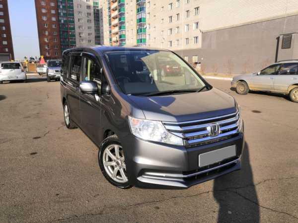 Honda Stepwgn, 2013 год, 999 000 руб.