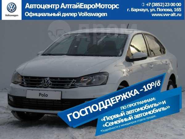 Volkswagen Polo, 2019 год, 917 400 руб.