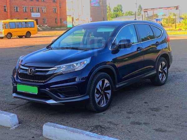 Honda CR-V, 2015 год, 1 700 000 руб.