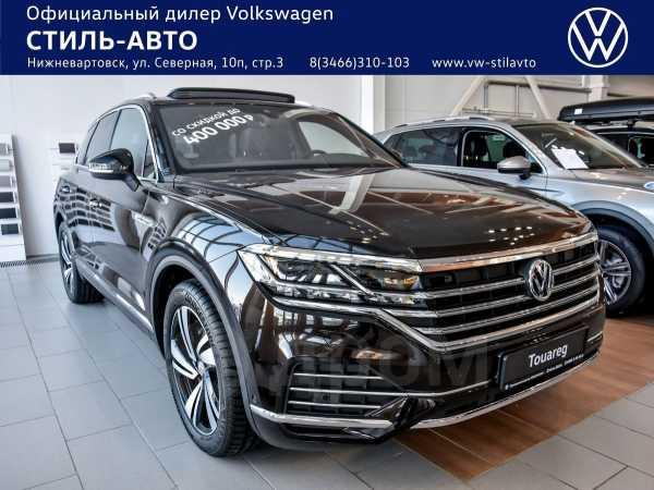 Volkswagen Touareg, 2019 год, 5 319 000 руб.