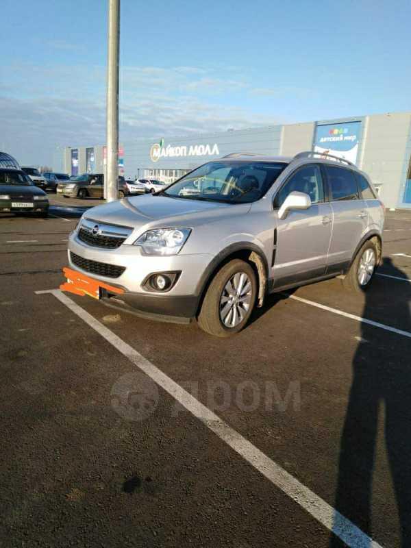 Opel Antara, 2013 год, 865 000 руб.