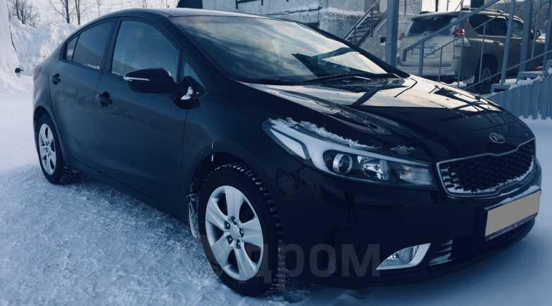 Kia Cerato, 2018 год, 899 000 руб.