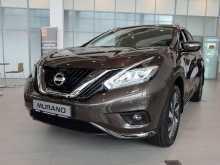 Москва Nissan Murano 2019