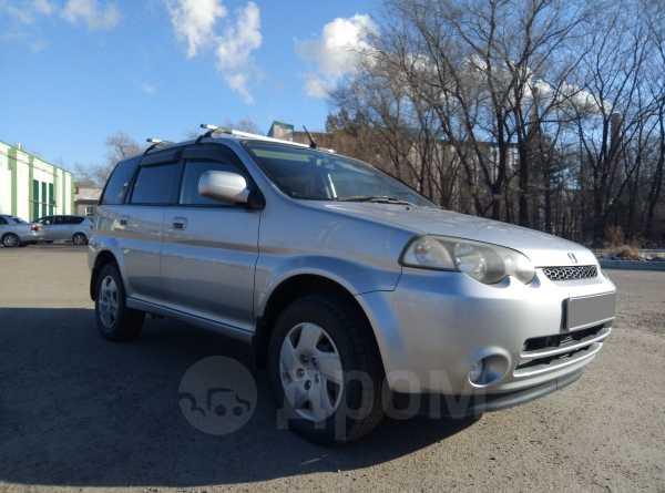 Honda HR-V, 2002 год, 405 000 руб.