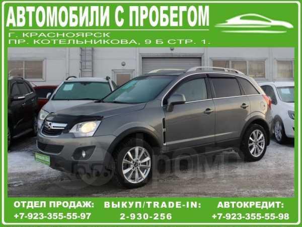 Opel Antara, 2012 год, 799 000 руб.