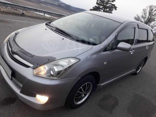 Toyota Wish, 2007 год, 580 000 руб.