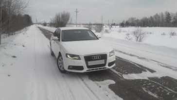 Улан-Удэ Audi A4 2010