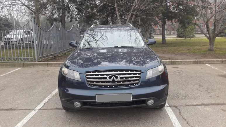 Infiniti FX35, 2004 год, 350 000 руб.