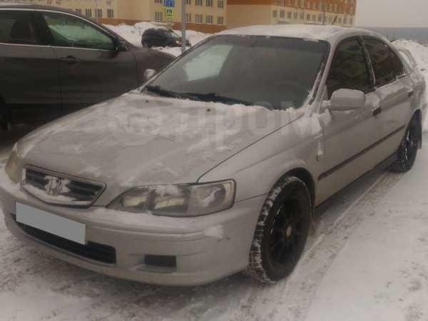 Honda Accord, 2001 год, 225 000 руб.