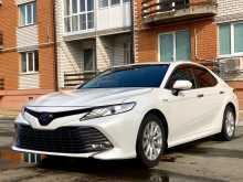 Уссурийск Toyota Camry 2018