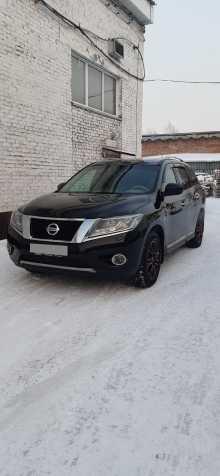 Кемерово Pathfinder 2014