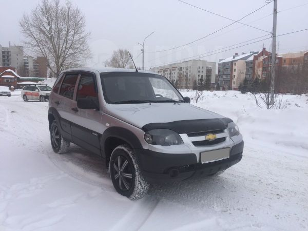 Chevrolet Niva, 2009 год, 279 000 руб.