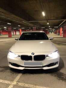 Омск BMW 3-Series 2013