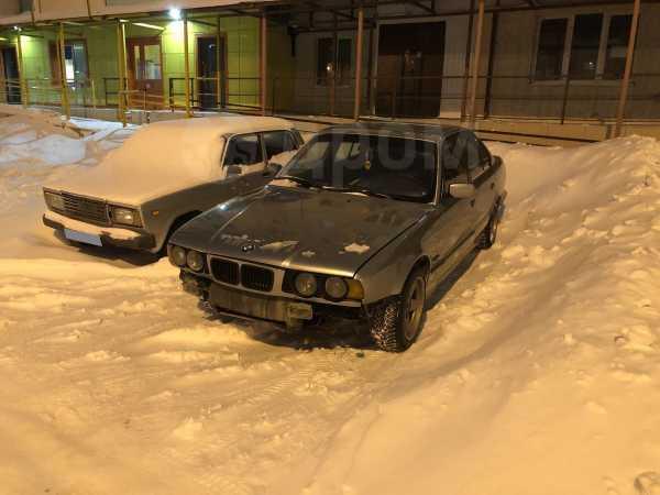 BMW 5-Series, 1993 год, 190 000 руб.