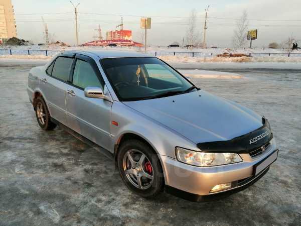 Honda Accord, 2001 год, 355 000 руб.