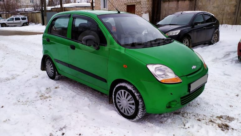 Chevrolet Spark, 2005 год, 145 000 руб.