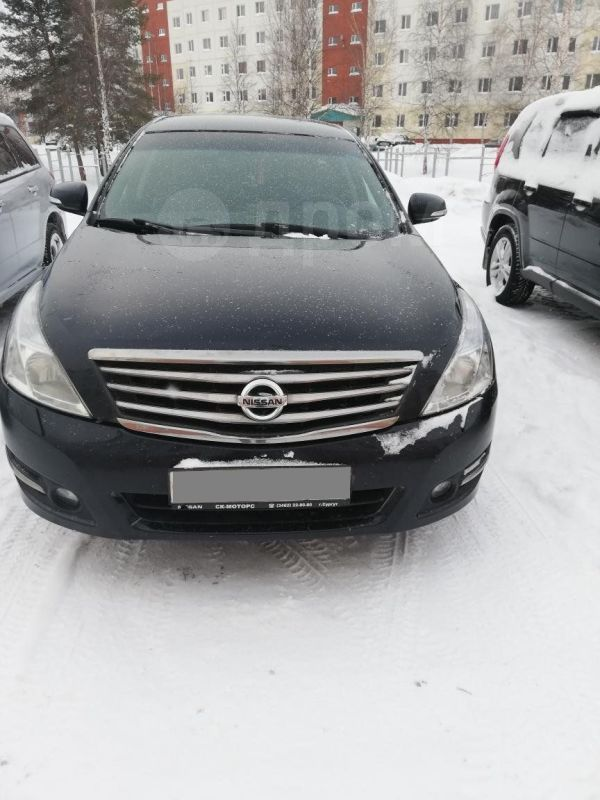 Nissan Teana, 2011 год, 740 000 руб.