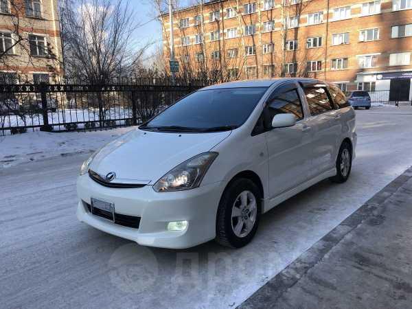 Toyota Wish, 2007 год, 686 000 руб.