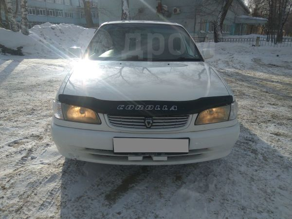 Toyota Corolla, 2000 год, 117 000 руб.