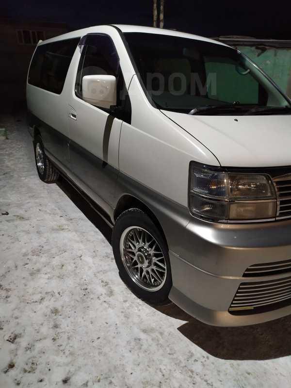 Nissan Caravan Elgrand, 1988 год, 450 000 руб.