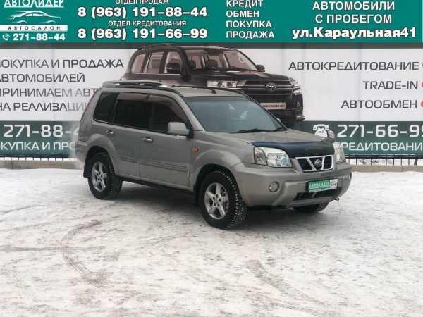 Nissan X-Trail, 2002 год, 397 000 руб.
