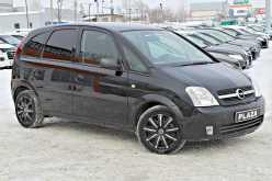 Уфа Meriva 2005