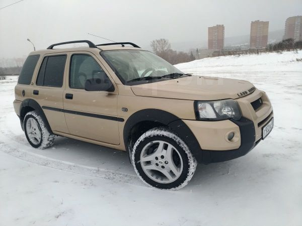Land Rover Freelander, 2004 год, 400 000 руб.