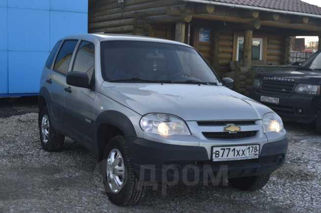 Chevrolet Niva, 2015 год, 360 000 руб.