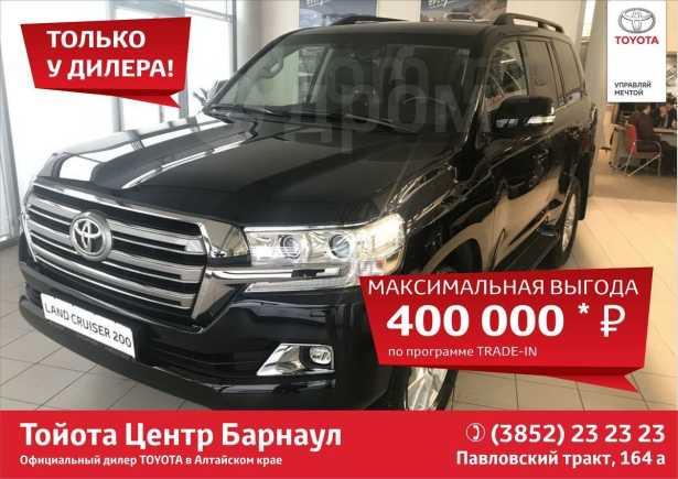 Toyota Land Cruiser, 2019 год, 5 082 000 руб.