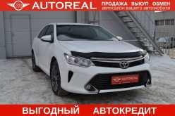 Новосибирск Toyota Camry 2016