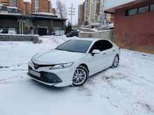 Иркутск Camry 2018