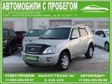 Красноярск Tiggo T11 2012