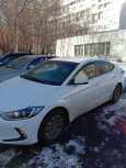 Hyundai Elantra, 2016 год, 810 000 руб.