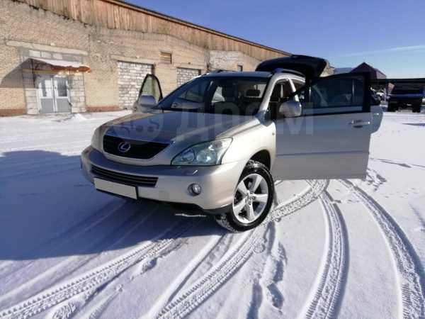 Lexus RX400h, 2006 год, 1 045 000 руб.