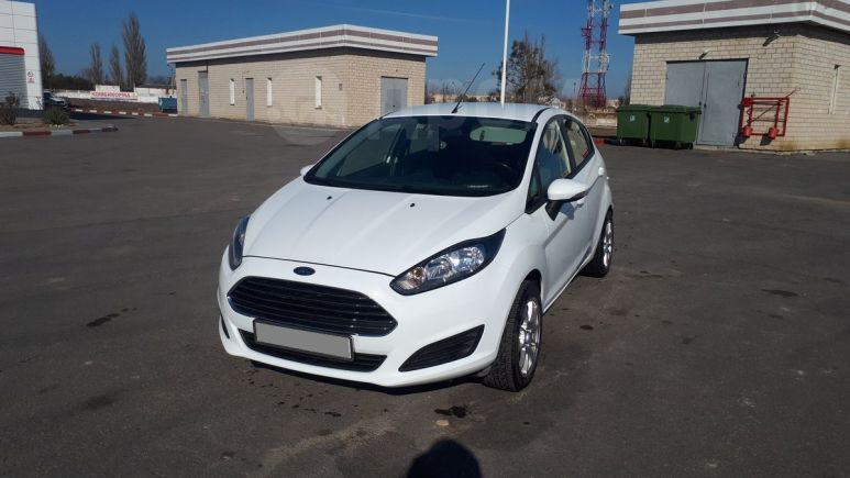 Ford Fiesta, 2013 год, 409 000 руб.