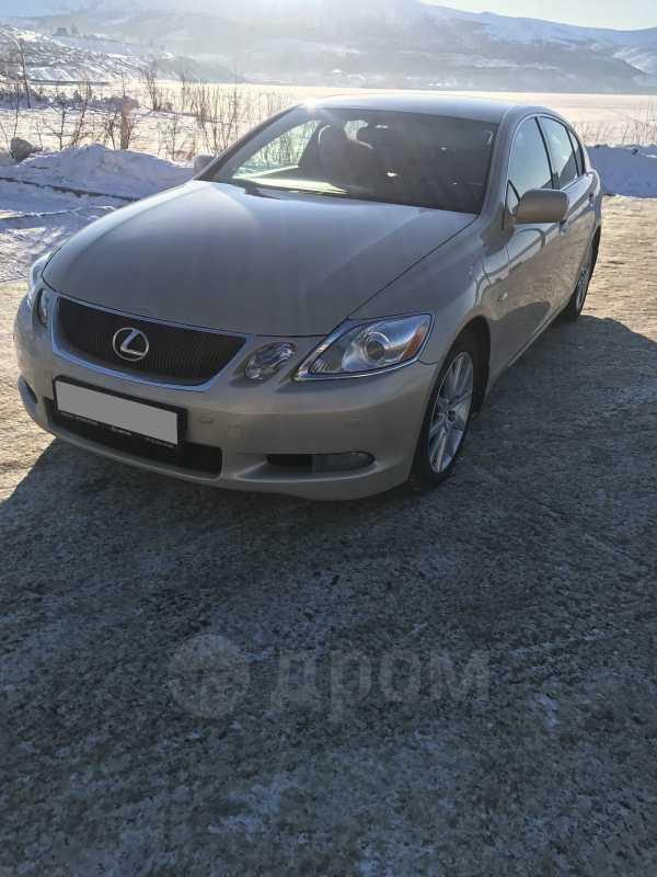 Lexus GS300, 2007 год, 750 000 руб.