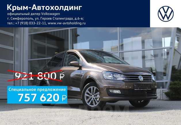 Volkswagen Polo, 2019 год, 757 620 руб.