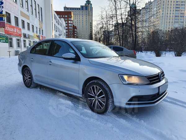 Volkswagen Jetta, 2016 год, 820 000 руб.