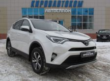 Киров Toyota RAV4 2016