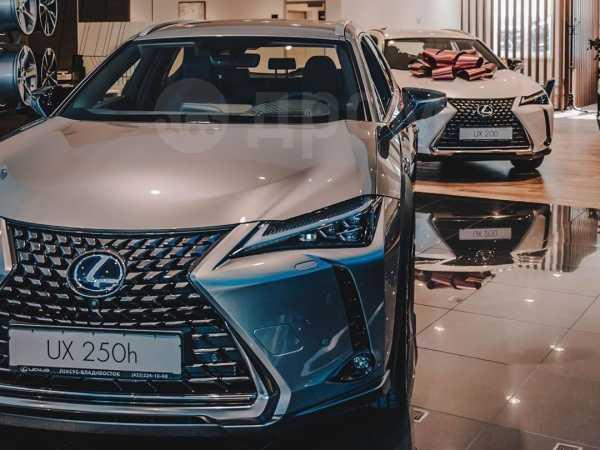 Lexus UX250h, 2019 год, 3 781 000 руб.