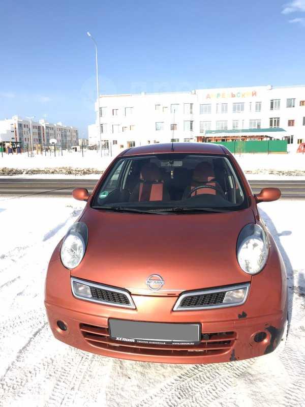 Nissan Micra, 2007 год, 260 000 руб.