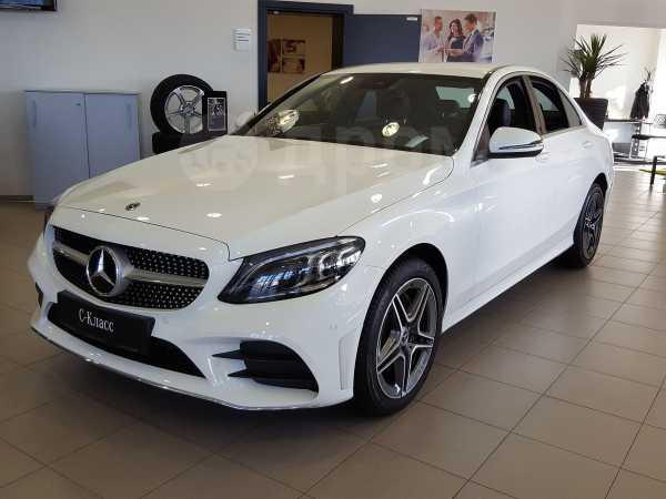 Mercedes-Benz C-Class, 2019 год, 3 378 800 руб.